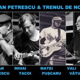 Marcian Petrescu & Trenul De Noapte