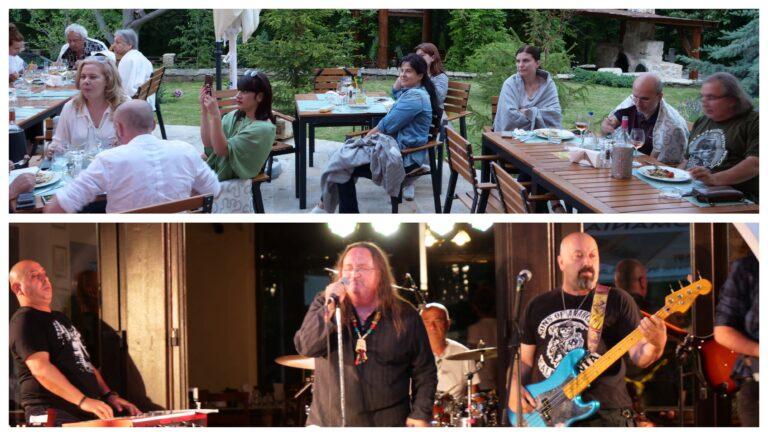 Mike Godoroja & Blue Spirit – impresii (și mulţumiri) post-concert